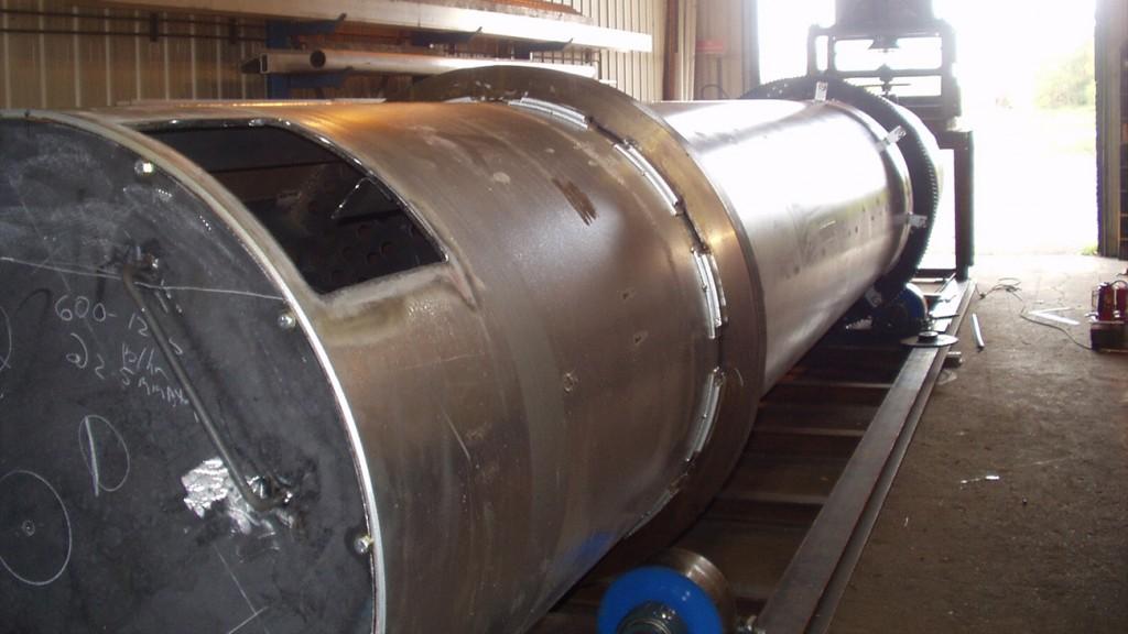 Dryer Tube