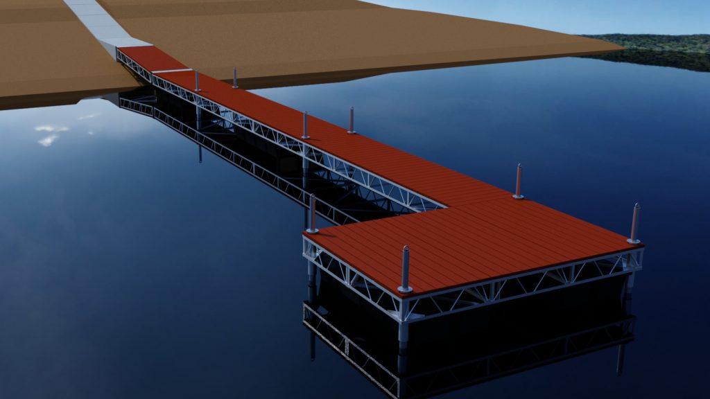 Flotation Dock