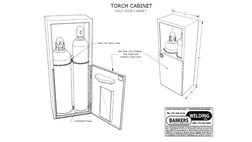Torch Cabinet